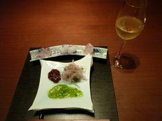 """Cena  """"Kaichoro""""(Hotel), Ikaho-Onsen(Terme) Gunma Japan"""