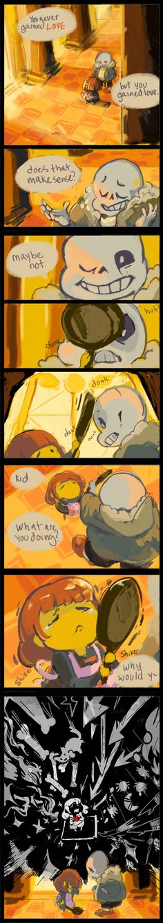 everyone else fought me, i just expected you were going to fight me too   Undertale   Know Your Meme