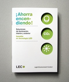 Dossier LEC by Fernando Fuentes, via Behance