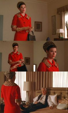 Mad Men Accessories bobby pin blog: vintage christmas hair accessories 2 - jane