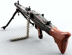 """heinrich  severloh """"the beast of omaha beach""""  ...used his MG-44 to kill 2-2,500 Americans in 9 hours !"""
