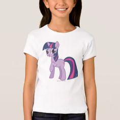 My Little Pony T-Shirts & Shirt Designs | Zazzle