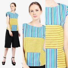 Candrakanti Duo Lurik Gendhis Blue Yellow nno aro   Ukuran S lingkar dada 96 cm panjang 56 cm  Ukuran M lingkar dada 100 cm panjang 57 cm  Ukuran L lingkar dada 104 cm panjang 58 cm . . CP  LINE @bebatikanjogja (pakai '@')  WA 081904019099 (slow response)  Toko Baju Batik Modern   http://ift.tt/2flJQTw