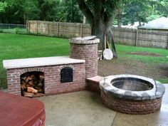 I think that I can do this?  Add on a pizza oven and that would rock.