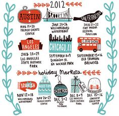 It's like Etsy, but in person! Everyone who loves a good DIY project will love the 10th annual Renegade Craft Fair Chicago. September 8-9 along Divison in Wicker Park from 11am to 7pm