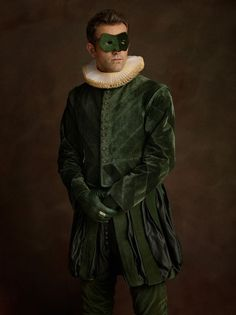 sacha goldberger super flemish green lantern