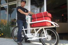 Electric Cargo Bike Designed to Haul 100 Lbs. - EVWORLD.COM