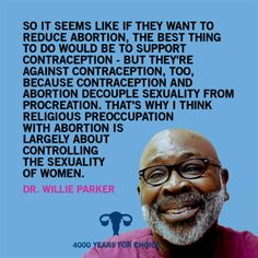 Dr. Willie Parker is our hero! #reprojustice #keepabortionlegal