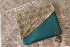 U-Heft Hülle/Clutch, Mutterpasshülle Clutch, Etsy, Fashion, Mother To Be Gifts, Cotton Textile, Do Your Thing, Cotton, Gifts, House