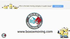 Movers Austin Texas - Box Ox Moving - Best Austin Moving Company