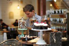 Amazing pastries at The Rose Establishment - Salt Lake City