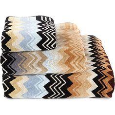 Missoni towels