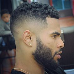 The black boys haircuts these days are liked the people very much. They enhance your outlook which is not possible with a simple and boring haircut.
