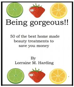 Love crafting your own diy bath and beauty products? Then check the ebook, Being gorgeous!! 50 of the best home made beauty treatments to save you money. It's available today as a free download and...