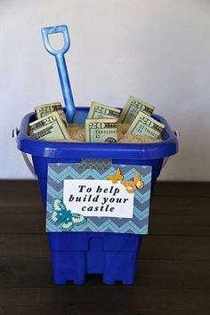 15 Creative Ways to Give Money as a Gift4 #housewarminggifts
