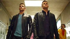 Alpha twins, teen wolf Max And Charlie Carver, Max Carver, Teen Wolf Twins, Man Crush, Favorite Tv Shows, Movie Tv, Stiles, Celebrities, Lights