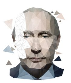 Juhana Schulman  Semi-generative portraits & illustrations based on Delaunay triangulation algorithm. Original images are in vector format.