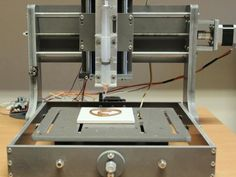 3d chocolate printer