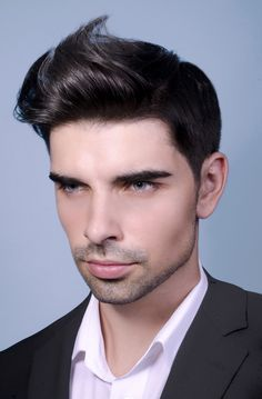 SP Men Competition entry from ROMANIA, Salon ARTIST. Look: Bold Masculinity.