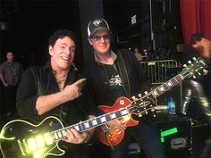 Journey's Neal Schon joins Joe on the Caesars Palace stage in fabulous Las Vegas for each other's individual Vegas performances across two nights. Neal Schon, Nobody Loves Me, Guitar Riffs, Joe Bonamassa, Soul Jazz, Caesars Palace, Las Vegas Shows, Steve Perry, Album Releases