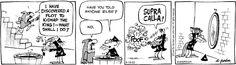 Wizard of Id Classics Comic Strip, August 15, 2015 on GoComics.com