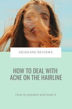 Is your hair care routine giving you acne?Pimples can pop up anywhere  when you least expect it. Theyre annoying like that. Something may be working for your hair but not for your skin. And you want a routine that works for both.Cos whats the point of having shiny locks if theyre crowning a bunch of red angry pimples?
