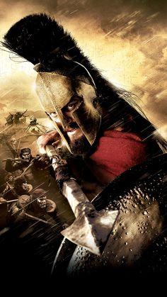 Rise of an Empire Phone Wallpaper 300 Movie, Spartan Tattoo, Spartan Warrior, Spartan 300, Muster Tattoos, Mythology Tattoos, Greek Warrior, Surreal Photos, Movie Wallpapers