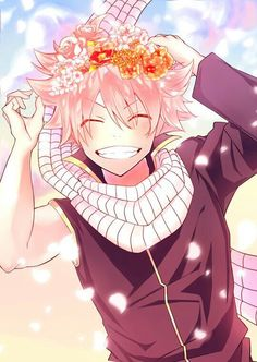 Natsu ♡♡OMFG NATSU THIS IS WUT I NEED IN MY LIFE TO SAVE ME FROM MY MIND. oh natsu why do you have to be so fuckin hawt.