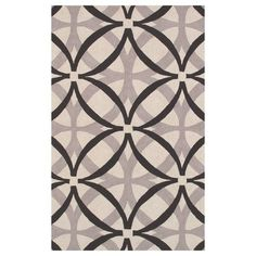 Marcus Rug - graphic pattern