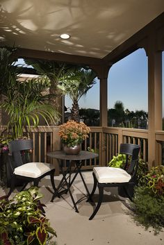 The Villas Residence Two: Deck at Pacific Shores!