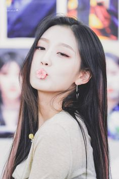 Kpop Girl Groups, Kpop Girls, Yein Lovelyz, Clc, Korean Actresses, Captions, Asian Girl, Most Beautiful, Idol