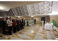 """Papa: Pedir la """"santa vergüenza"""" frente a la tentación - Radio Vaticano"""