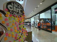 """.: Projeto """"Museu do Café vai ao Shopping"""" chega ao Shopping D"""