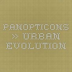 panoptICONS » urban evolution