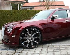 2013 chrysler 300 on 30 inch wheels Chrysler 300 Custom, Chrysler 300 Srt8, Rims For Cars, Us Cars, Ram Trucks, Custom Wheels, Custom Cars, My Dream Car, Dream Cars