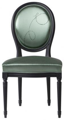Gilles Nouailhac - Louis XVI Chair Médaillon