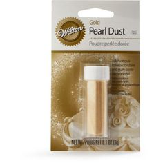 Wilton® Gold Pearl Decorating Dust | Sur La Table