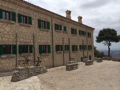 santuario de cura - Randa , Mallorca
