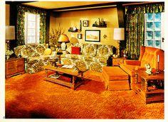 homes in the seventies | 1975 Ethan Allen Newspaper Insert