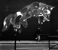 Street Art by  Philippe Baudelocque   http://www.baudelocque.com
