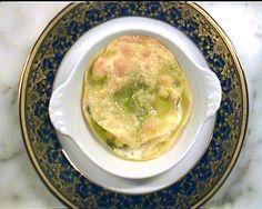 Lasagnette di rucola, patate, crescenza e gorgonzola  ©