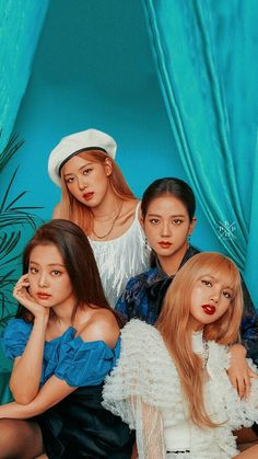 Find images and videos about kpop, rose and blackpink on We Heart It - the app to get lost in what you love. Kpop Girl Groups, Korean Girl Groups, Kpop Girls, Divas, Memes Do Blackpink, Mode Kpop, Lisa Blackpink Wallpaper, Blackpink Members, Black Pink Kpop