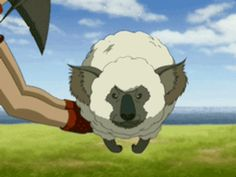 "Koala Sheep | Beginner's Guide To The Outrageous Animals Of ""Avatar: The Last Airbender"""