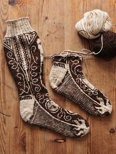 Ravelry: Katchen's The Palace Of Curiosities Socks