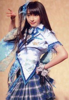 早見あかり (元ももクロ)  Akari Hayami  (ex. mbr of Momoiro Clover)