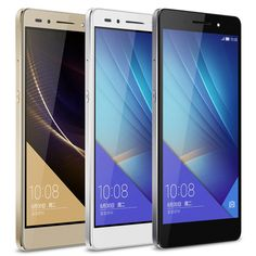 Huawei Honor 7 goes official with a 20MP rear camera, metal design - http://vr-zone.com/articles/huawei-honor-7-goes-official-with-a-20mp-rear-camera-metal-design/94665.html