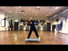 """▶ Zumba Strep (basic) warm up - """"introduction of the stepper for Newbees"""" - YouTube"""
