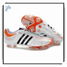 b4a82a929d3 Pro Direct Soccer Kelme Boots Uchida Adidas Adipure 11Pro 2 TRX FG White  Orange Black Trx