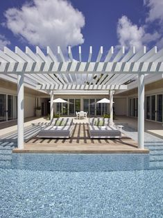 Outdoor Projects, Pavilion, Pergola, Villa, Swimming, Outdoor Structures, Island, Luxury, Home