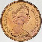 1971 2 p New Pence Coin (EXTREMELY RARE) Original old coin Vintage collectors   eBay Old Coins, Rare Coins, Old Pennies Worth Money, Penny Coin, The Collector, Embroidery, The Originals, Ebay, Vintage